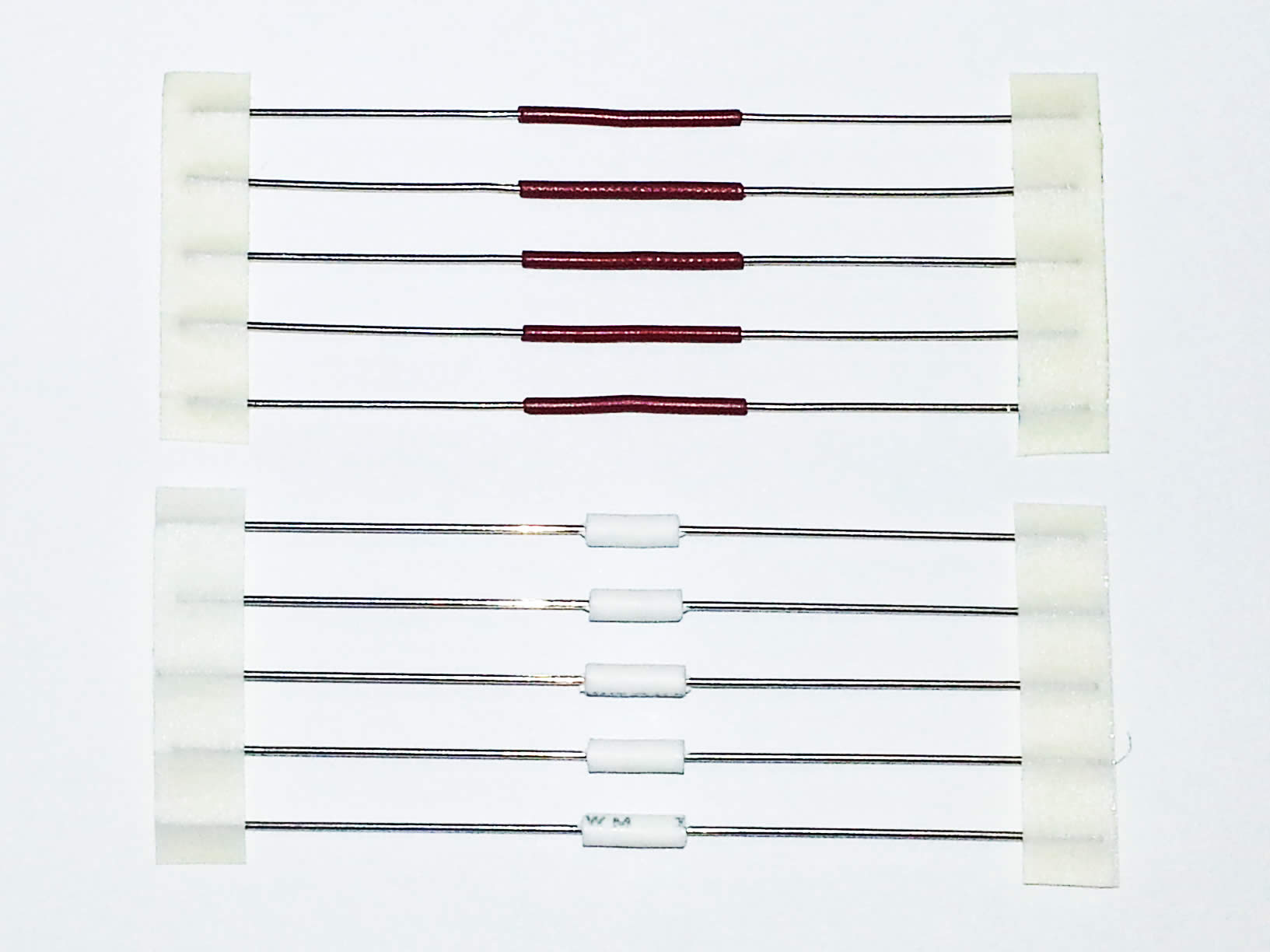 Insulated Axial Jumper Wire