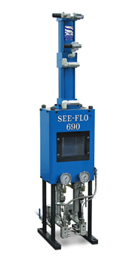 SEE-FLO 690 FIXED RATIO, AIR-OIL OR PNEUMATIC DRIVE