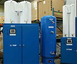 Nitrogen Gas Generation